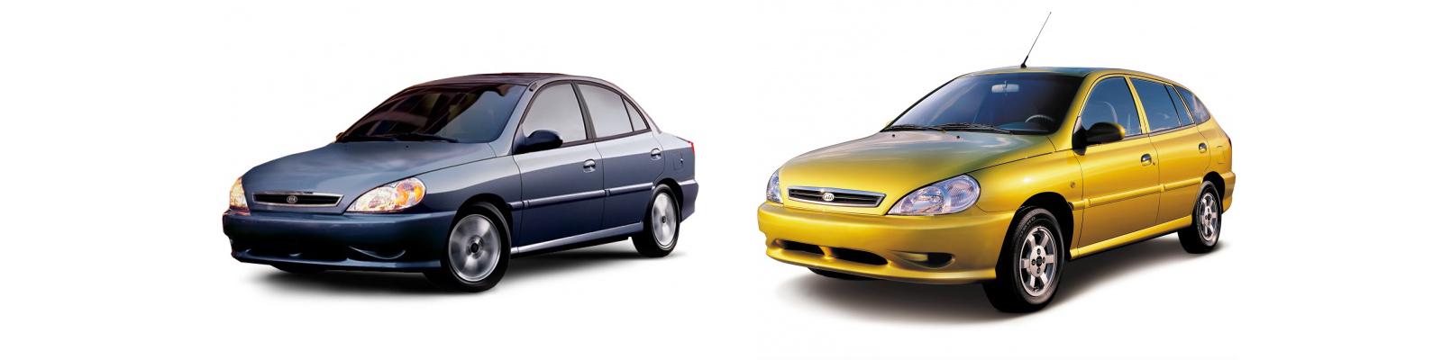 Kia Rio - История. Поколения модели | Форум Kia - Auto.Club
